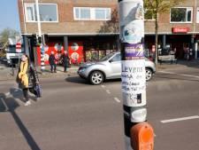 Molenweg is volgens buurtbewoners 'bloedlink': veel verkeer en stoplicht dat alleen knippert