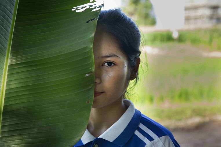Vanna werd slachtoffer van een Zuid-Koreaan. Beeld Foto Arie Kievit