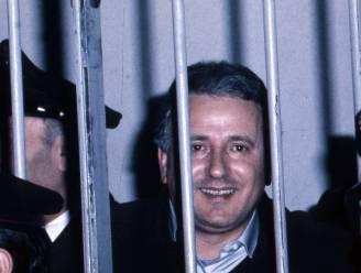 Beruchte maffiabaas Raffaele Cutolo overleden aan bloedvergiftiging