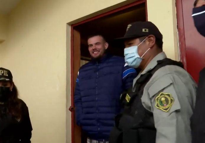Joran van der Sloot  zit nog altijd vast voor de moord op Stephany Flores.