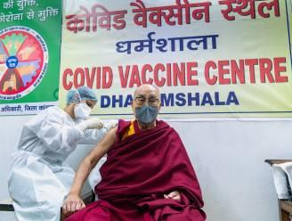 LIVE. Walen gratis met de bus naar vaccinatiecentra - Dalai Lama laat zich inenten - Nederland verlengt avondklok wellicht tot 30 maart