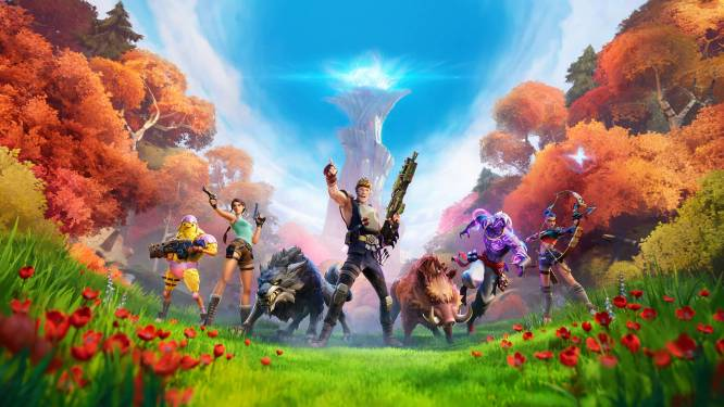 Nieuw seizoen van Fortnite introduceert tembare dieren