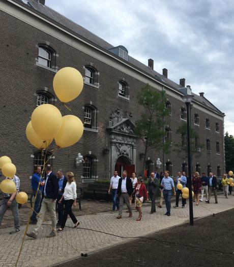 Rooi Pannen maakt Seelig-kazerne open voor Breda