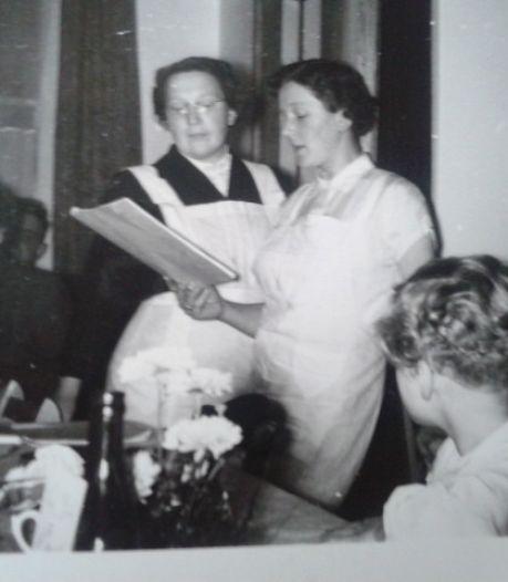 Hoor Ans Mathijsen uit Schijndel zingen, na haar dood verstomde het klassieke lied