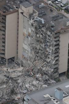 Effondrement d'un immeuble de 12 étages près de Miami Beach: au moins un mort, 99 personnes manquent toujours à l'appel