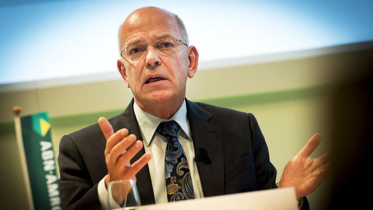ABN-bestuursvoorzitter Gerrit Zalm. Beeld anp