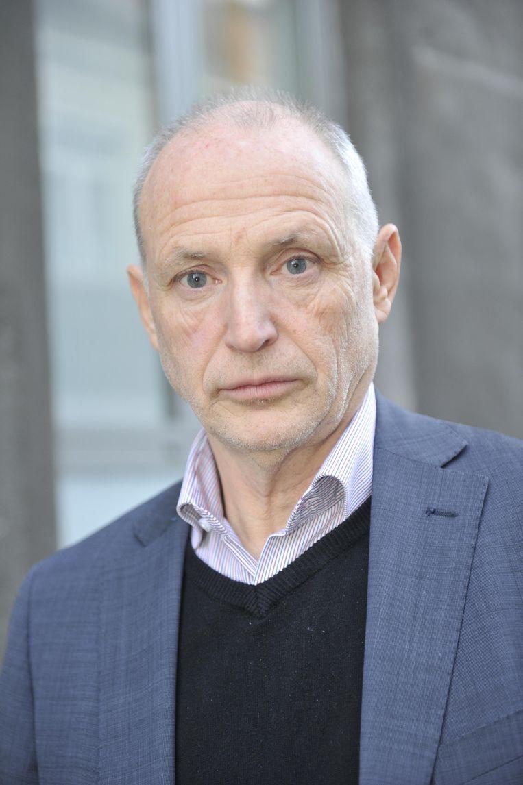 Eddy Deknopper, algemeen directeur Katholiek Onderwijs Vilvoorde. Beeld rv