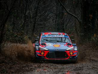Thierry Neuville wint Rally van Sanremo