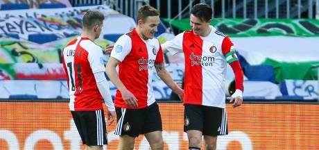 Feyenoord maakt gehakt van onmachtig VVV-Venlo