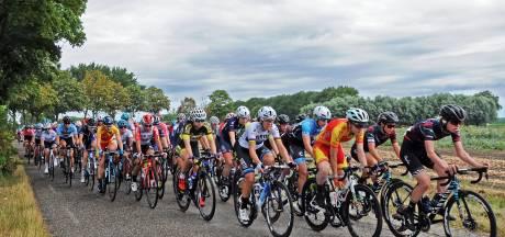 Cadzand startplaats in Baloise Ladies Tour