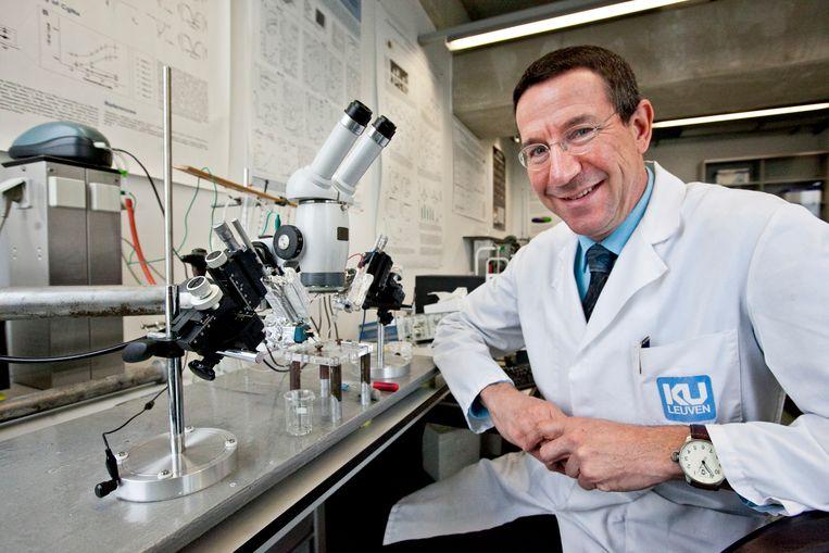 Toxicoloog Jan Tytgat (KU Leuven) en het Federaal Voedselagentschap zitten nu wél op dezelfde golflengte: