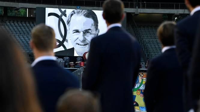 Le Mémorial Van Damme s'ouvre par une minute de silence à la mémoire de Jacques Rogge