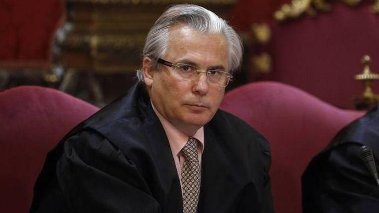 Rechter Garzon werd vooral beroemd door zijn pogingen om de Chileense dictator Pinochet te laten uitleveren. Beeld REUTERS