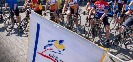 De Tour van 96 in Den Bosch als opwarmertje voor de Vuelta