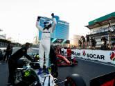 Verstappen vanaf tweede startrij in Bakoe, pole voor Bottas