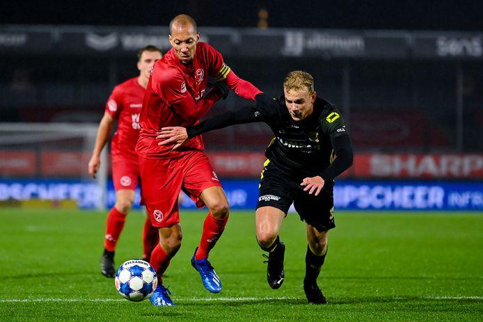 Almere City FC - Go Ahead Eagles