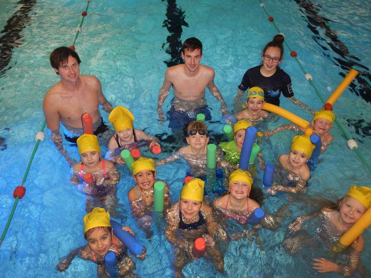 1.150 kinderen leren zwemmen bij H2O'tje.