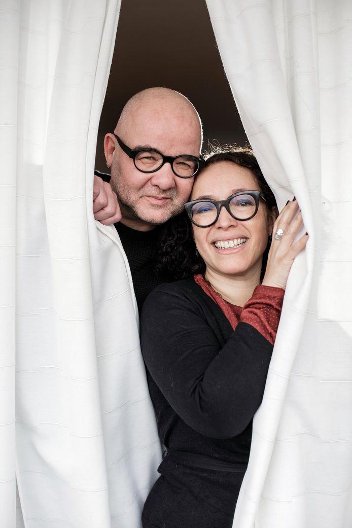 Stefan en Evelyn wonen al meer dan 3 jaar apart.