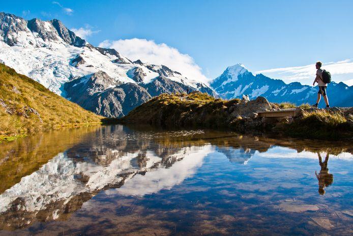 Het was een lastig skiseizoen in Nieuw-Zeeland afgelopen winter.