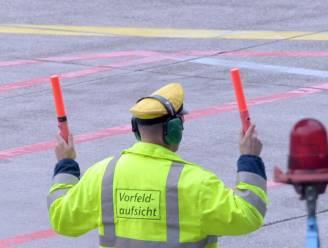 Luchtverkeersleiders leggen morgen het werk neer in Frankfurt
