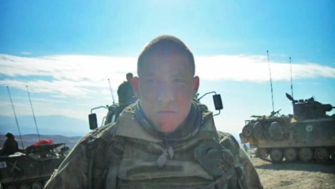 Rick (34) verloor zijn oog bij een bomaanslag in Afghanistan, vandaag ontmoet hij de minister