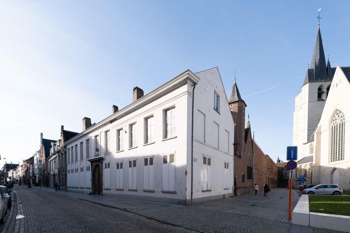 MECHELEN Huis Cadix in de Frederik de Merodestraat