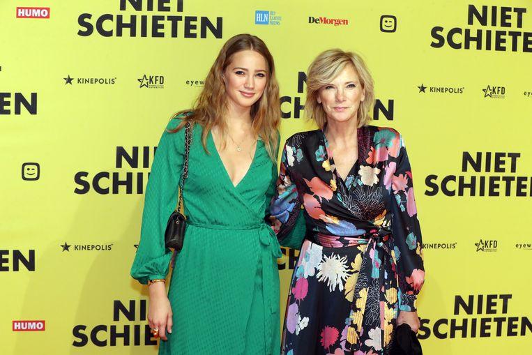 Lynn Wesenbeeck en dochter Lauren