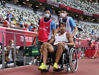 Zwaar verdict: Thomas Van der Plaetsen enkele maanden out met scheurtjes in hamstring en ligamenten van de voet na tienkamp