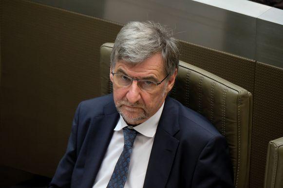 N-VA-fractieleider Wilfried Vandaele