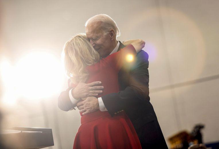 Al 43 jaar zijn Jill en Joe Biden intussen getrouwd.