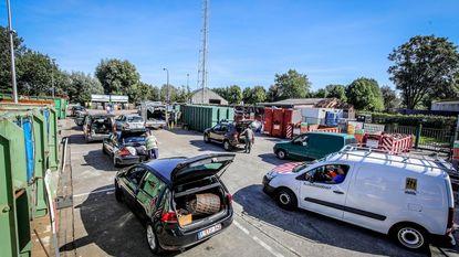 Containerpark wordt te klein