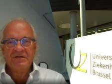 """Le CEO de l'UZ Brussel: """"Notre plus jeune patient en soins intensifs a quatre ans"""""""