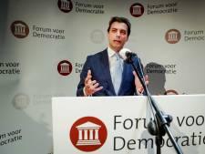 Forum als komeet senaat in, Baudet sneert vast naar 'onbenul' Rutte