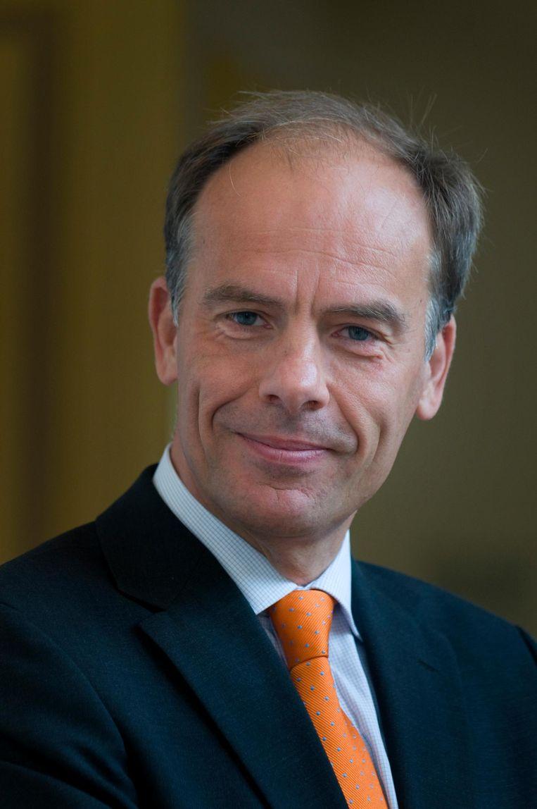 Carel Stolker is rector magnificus van de Universiteit Leiden. Beeld  Marc de Haan