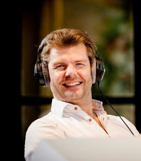538-dj Sander Lantinga meldt zich met succes ziek bij bedrijf waar hij helemaal niet werkt
