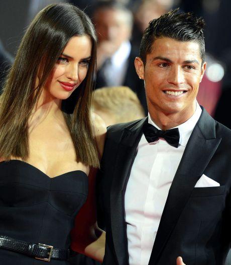 Relatiebreuk? Irina ontvolgt Ronaldo op Twitter