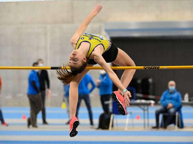 """Toptalenten Merel Maes (16) en Thomas Carmoy (21) maken furore in het hoogspringen: """"Ooit op het podium van Olympische Spelen staan"""""""