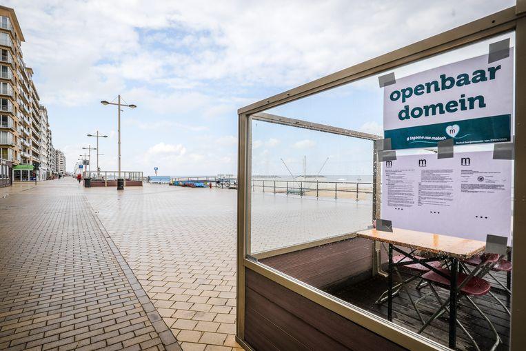 De hele Zeedijk is openbaar domein geworden. Beeld Benny Proot