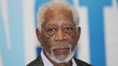 Waarom de Russen het plots op Morgan Freeman hebben gemunt