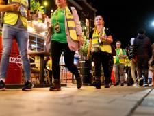 Lopend van Tilburg naar de Belgische grens voor Nacht van de Vluchteling: 'Niemand kiest ervoor om te vluchten'