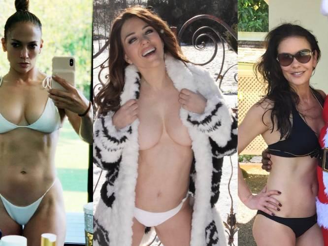 Strakke buiken en een nog strakker gezicht: hoe 50-plussers als J.Lo en Jennifer Aniston eeuwig jong blijven