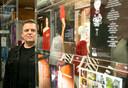 Anton Marin, al 25 jaar de vormgever van Hooverphonic.