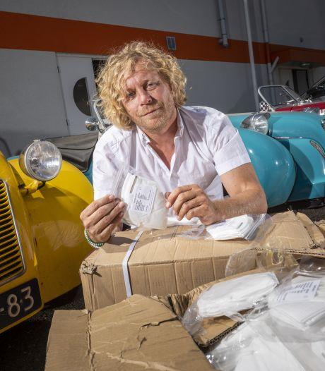 Broers doen grootste sportwagenfabriek van Nederland van de hand