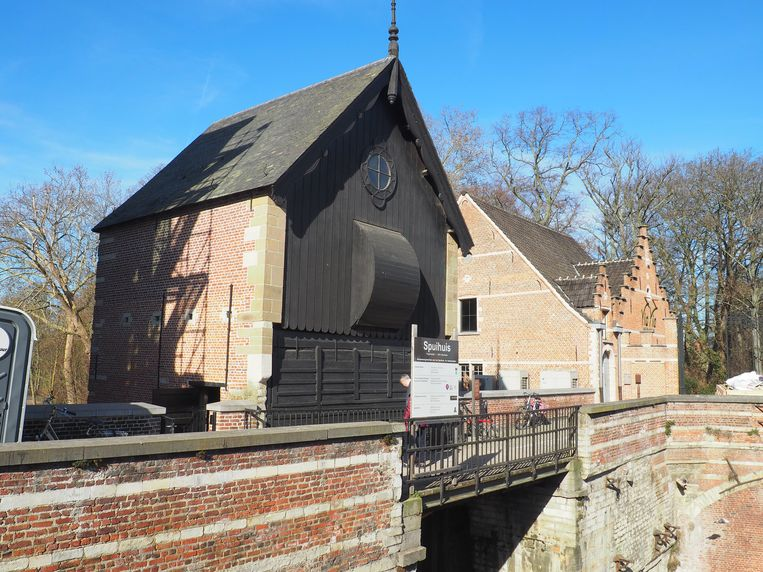Spuihuis in Mechelen