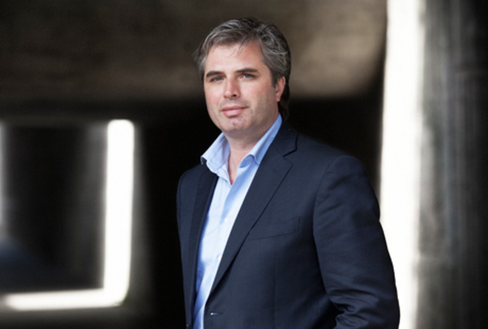 Timo de Rijk directeur van het Designmuseum in Den Bosch