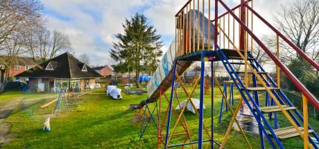 Aanbouw paviljoen speeltuin Gemert door aanloop senioren