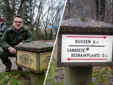 Sowieso één, misschien wel twee zeldzame 'ANWB-paddenstoelen' uit Salland op monumentenlijst