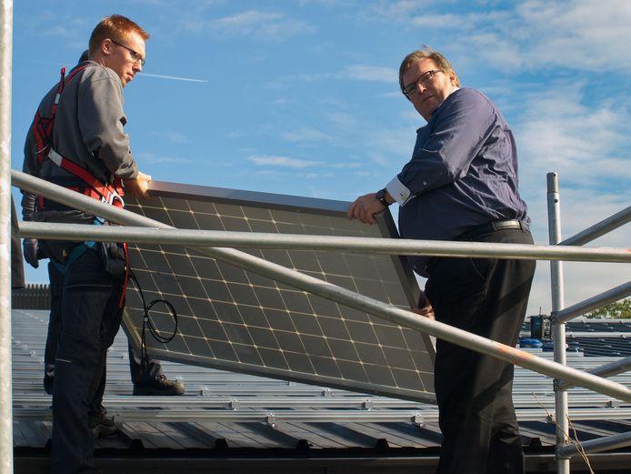 Met de actie wil de gemeente huiseigenaren helpen de energierekening te verlagen.