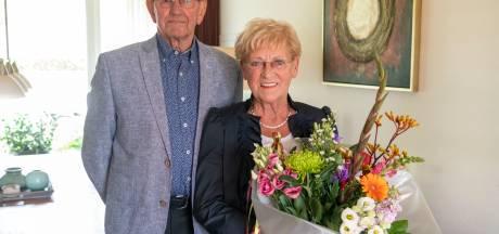 In het diamanten huwelijk van Jan en Thea Vesters is het 'geven en nemen'