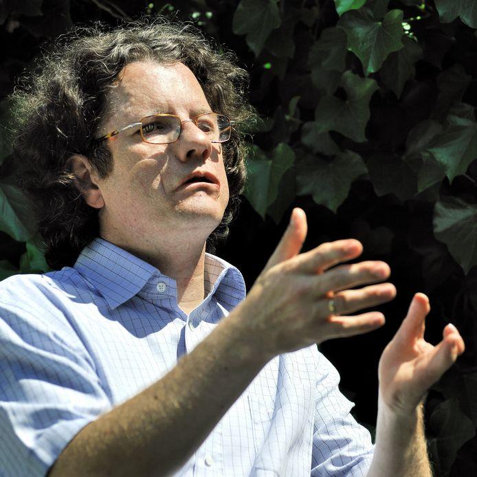 Peter Mul op een archieffoto.